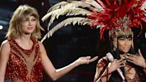 Taylor Swift Confesses Lesson She Learned From Nicki Minaj Twitter Feud