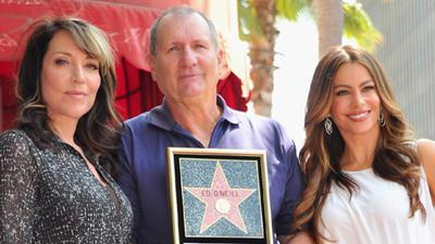 Ed O'Neill Gets His Star On The Hollywood Walk Of Fame