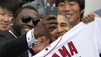 Could Obama Sue Samsung Over a 'Selfie'?