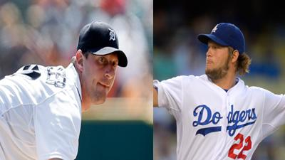 Scherzer, Kershaw Win Cy Young Awards