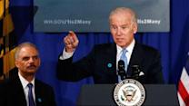 Biden: We Can Do More to Stop Domestic Violence