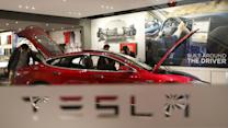 Tesla seeks stringent fuel-economy standards