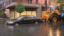 Torrential Rains and Flash Flood Warnings in 10 States