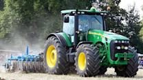 Deere Lowers Outlook on Declining Global Machinery Needs