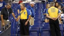 NFL Stadium Falls Leave 1 Fan Dead, 2 Hurt