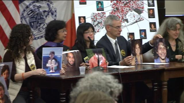 Family of Victims Testify in Favor of `Vision Zero`