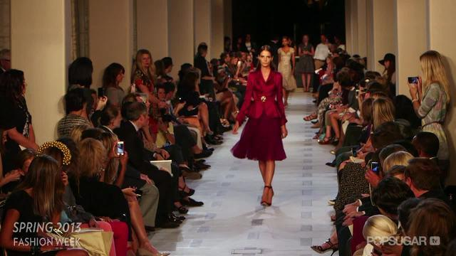 Zac Posen's Spring '13 Collection is Glamour Personified