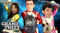 POWER RANGERS DRUG HEIST