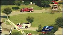 Firefighter David Wright laid to rest