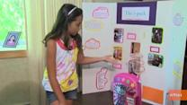 11-Year-Old Creates Chemotherapy Backpack to Help Kids With Cancer