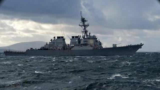 Billions spent in new destroyers for US Navy