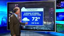 WBZ AccuWeather Evening Forecast For Aug. 31