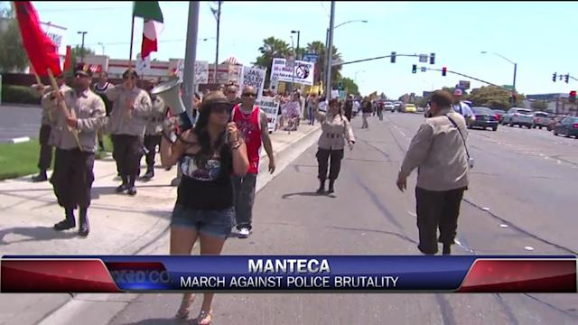 Protesters Rally Against Police Brutality