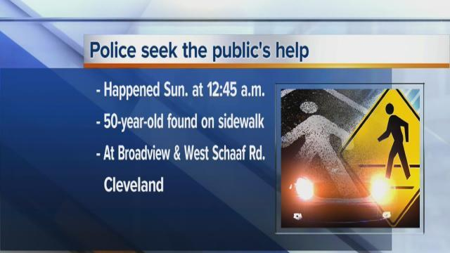 Cleveland police looking for hit-skip driver