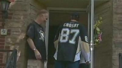 Surprise! Sidney Crosby Delivers Season Tickets To Pens Fans
