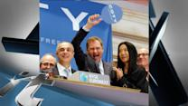 New York Breaking News: Coty Falls in 1st Day Trading as a Public Company