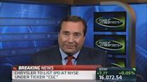 Chrysler to list on NYSE under CGC ticker