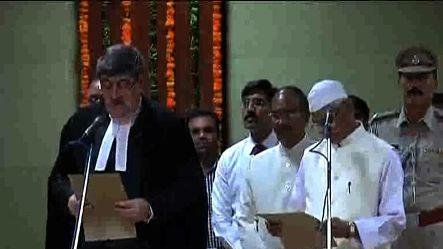 Justice Kaul takes oath as CJ of Punjab, Haryana HC