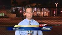 Son of custodian found dead at school speaks to WPBF 25 News