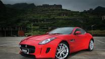 國內新車試駕—Jaguar F-Type Coupe 3.0 V6
