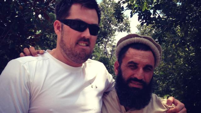 How an Afghan and a Navy SEAL became