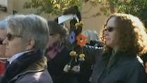 Raw: Tucson Pauses on Anniversary of Shooting