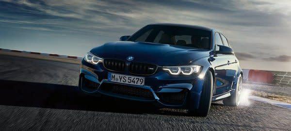 排廢未過阻前途?BMW現行M3擬於今年五月停產