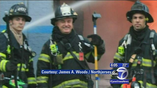 Town mourns death of dedicated longtime firefighter