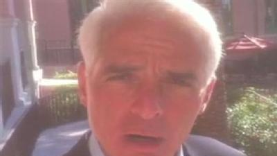 Exclusive Video: Crist Says It's A New Day