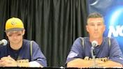 Canisius Friday NCAA Interviews