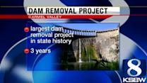 Carmel River dam to be torn down; biggest dam demolishing project in Calif. history