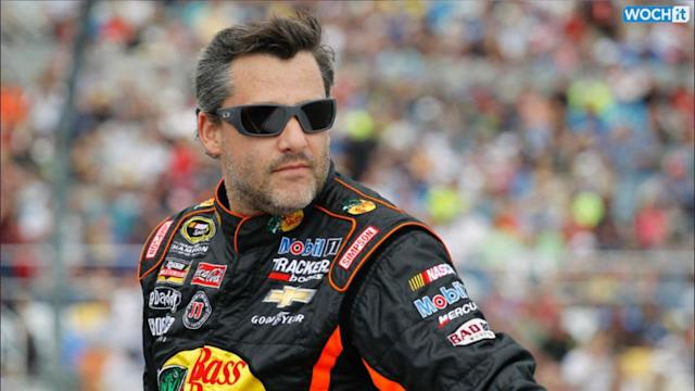 Tony Stewart To Race For First Time Since Hitting Driver