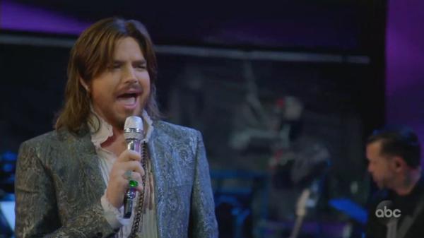 Dont Stop Him Now Adam Lambert Returns To American Idol To