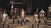 Thousands Audition for Broadway Hit 'Hamilton'