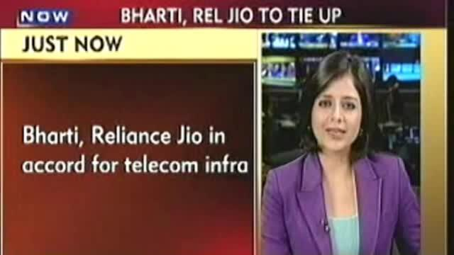 Bharti, Reliance Jio in accord for telecom infra
