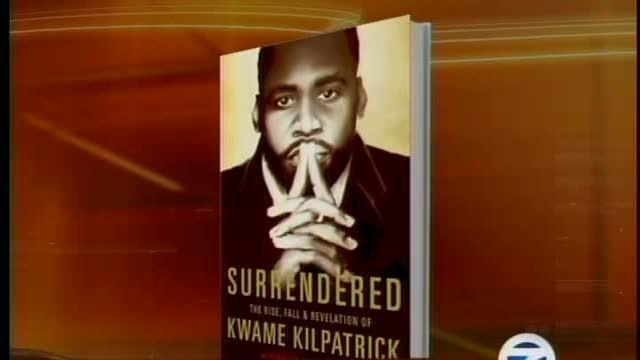 Kwame Kilpatrick Fights For Book Profits