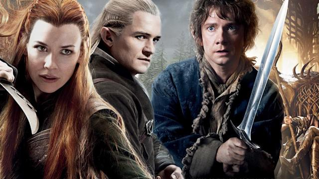 The Hobbit The Desolation of SmaugReview