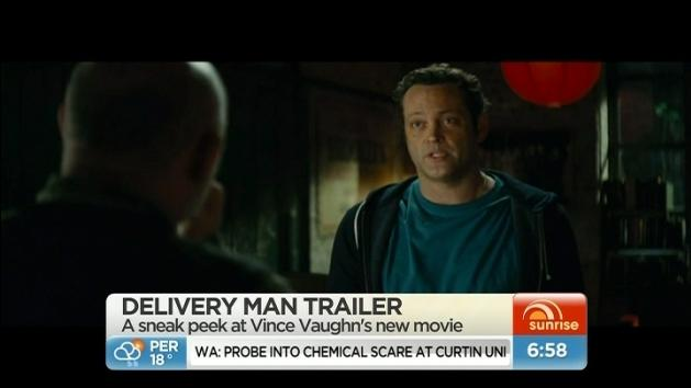 First look at 'Delivery Man' trailer