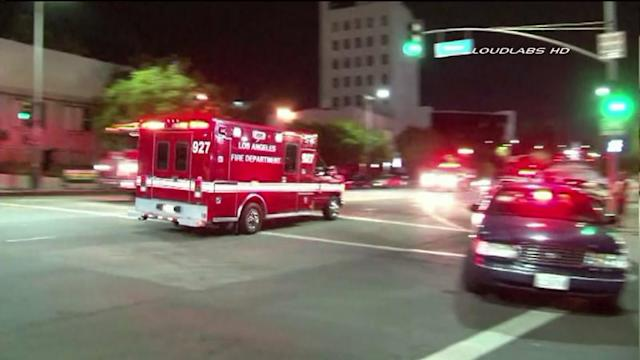 One Dead, Five Injured As Violence Erupts In Hollywood