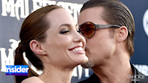 Brad and Angelina Wed in France