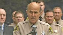 LA Sheriff Lee Baca named Sheriff of the Year