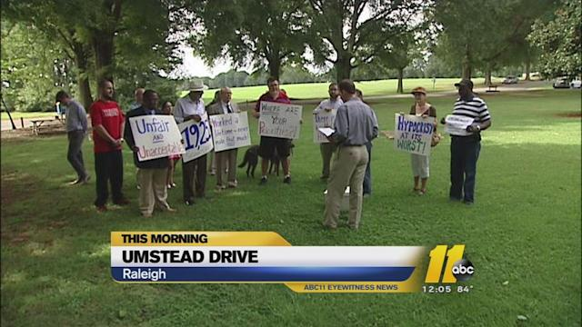 Petition demands McCrory rescind employee promotions
