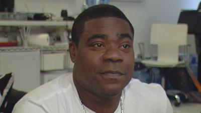 Tracy Morgan Talks Hosting The 2013 Billboard Music Awards: Will Anyone Be Safe?