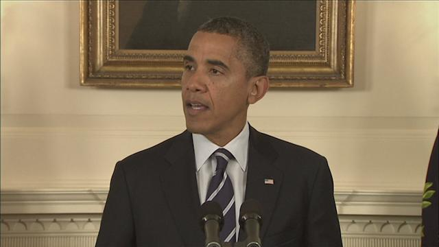 Obama issues Tropical Storm Isaac warning