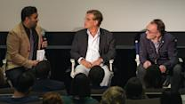 Steve Jobs interview with Sorkin and Boyle