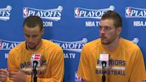 Postgame: Curry and Lee