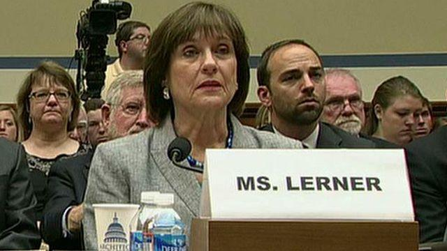 IRS official at center of scandal refuses to testify