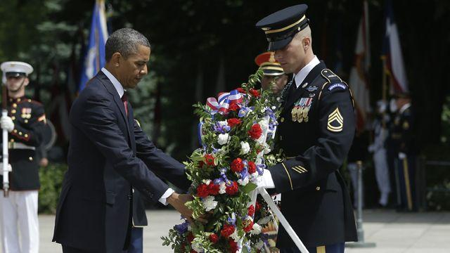 Presidential Wreath-Laying Ceremony