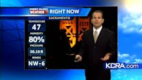 Northern California Forecast 11.22.12