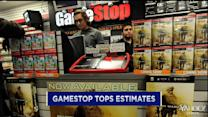 Game on for GameStop; Aeropostale falls; Old Navy gives Gap a lift